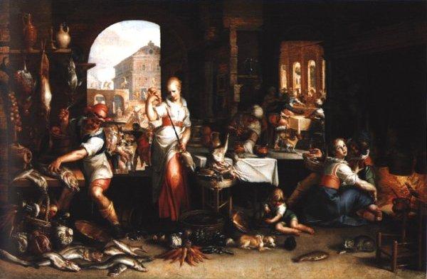 16th art century erotic